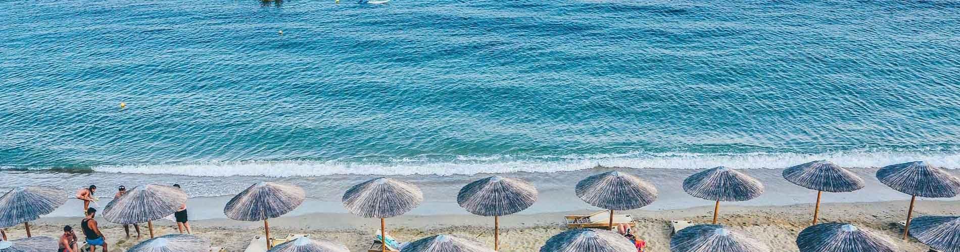 חוף ים בסביבת המלון