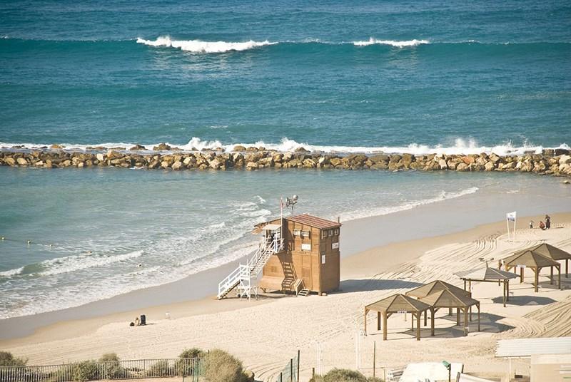 גרנד ביץ' תל אביב חדרים חוף