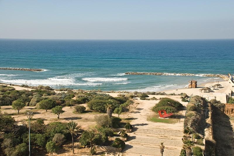 מלון גרנד ביץ' תל אביב חוף