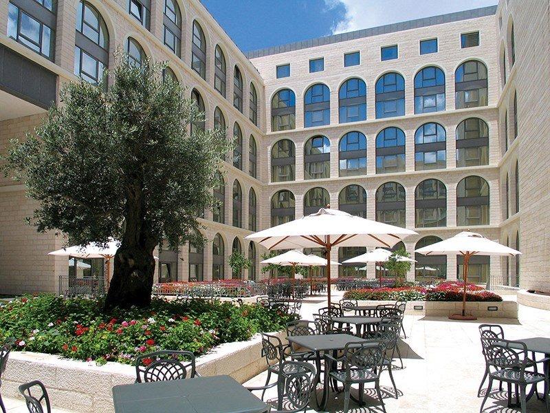 גרנד קורט ירושלים גן