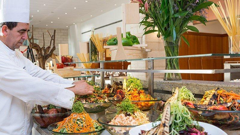 גרנד קורט ירושלים - מסעדה