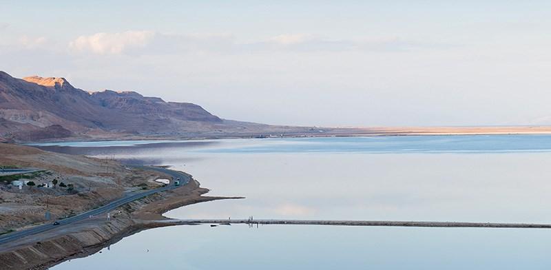 דיויוד ים המלח - נוף מהמלון