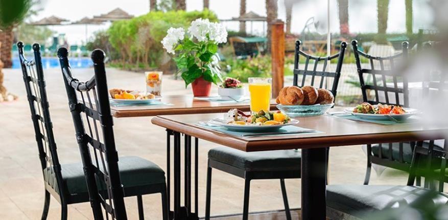 מלון דיוויד ים המלח | ארוחת בוקר