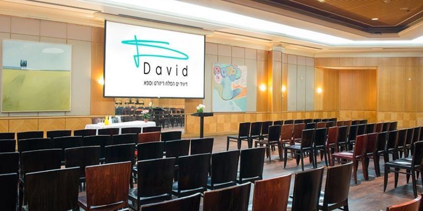 מלון דיוויד ים המלח | אירועים