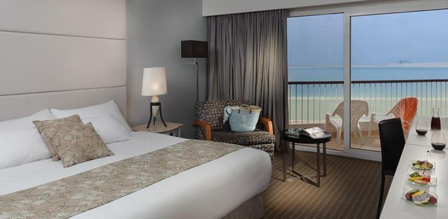 מלון דיוויד ים המלח | נוף מהחדר