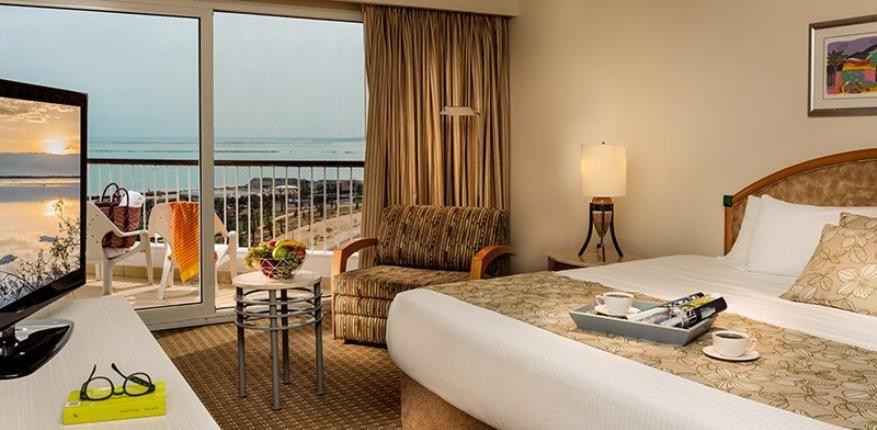 מלון דיוויד ים המלח | חדרים