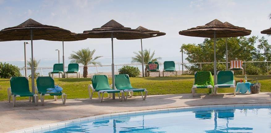 מלון דיוויד ים המלח | בריכת המלון