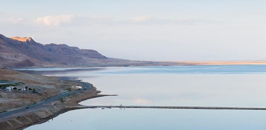 מלון דיוויד ים המלח | נוף מהמלון